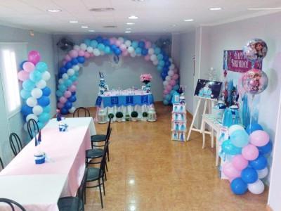 Local Alquiler Para Eventos Elda La Terraza Cumpleaños